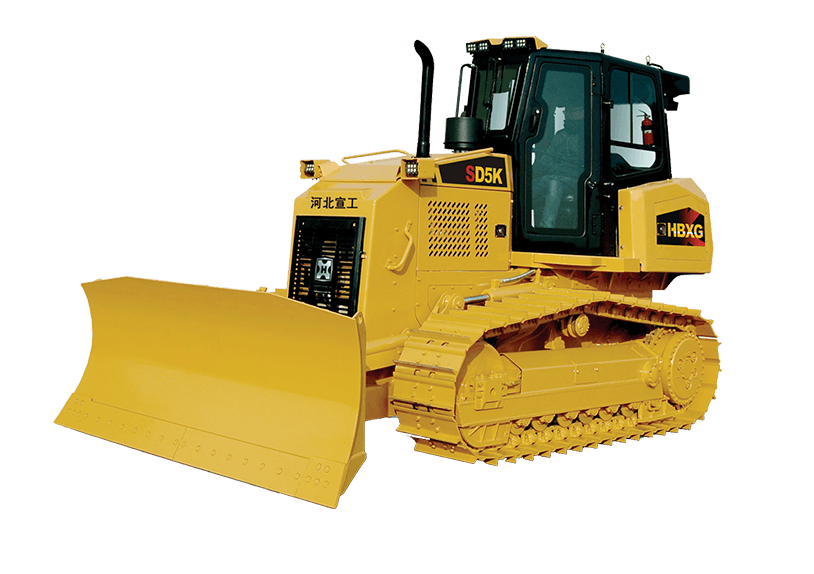 Hydrostatic Bulldozer