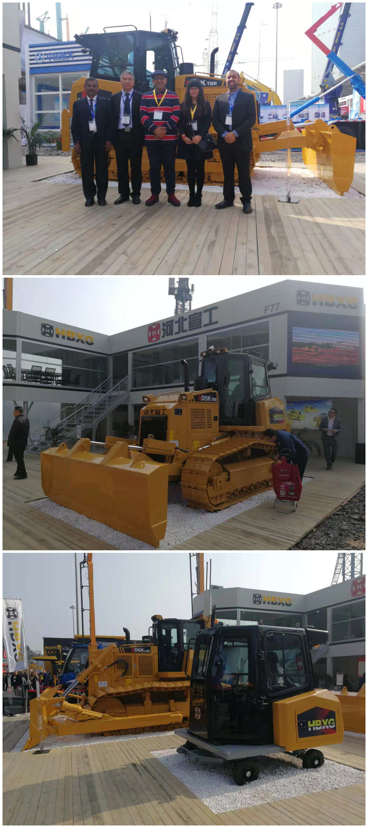 Bulldozer For Port Construction, Bulldozer For Agriculture, Bulldozer Used For Irrigation Engineering