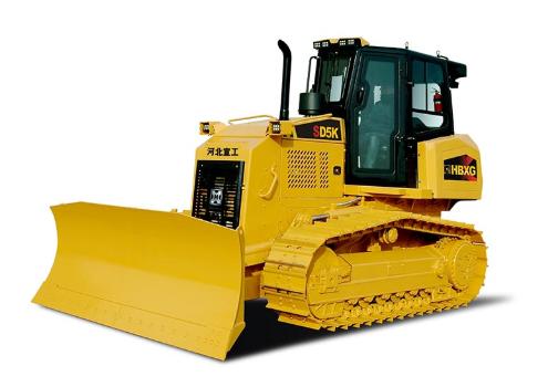 High Drive Hydrostatic Bulldozer