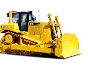 Hydraulically Driven Bulldozer Supplier
