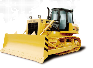 Oil Field Construction Bull Dozer
