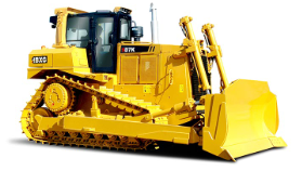Bulldozer With Protecting Environment Hydraulic System
