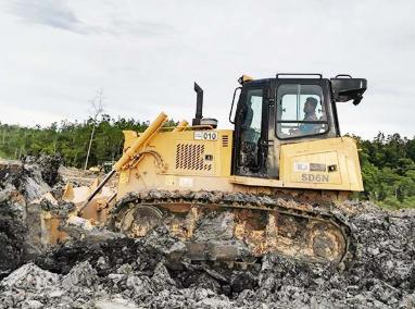 Civil Construction Bulldozer, Civil Construction Excavator