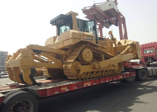 HBXG Bulldozer Export To Africa Market