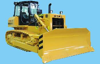 Crawler bulldozers