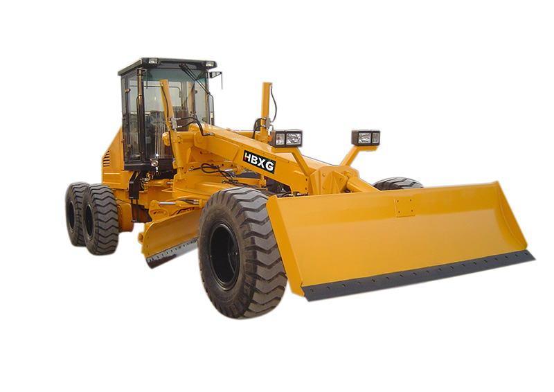 An Introduction to the Components and Uses of A Motor Grader