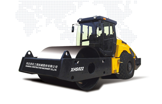 Production and Development of Road Roller