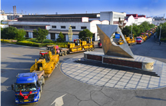 Xuanhua Bulldozers Batch Export to Southeast Asia