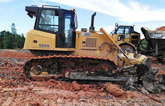 Precautions For Long-Term Storage Of Construction Machinery