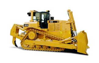 Three common road construction machines