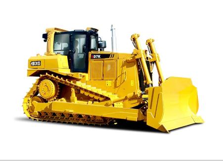 Bulldozer work video