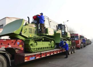 Bulldozer Export To Philippines