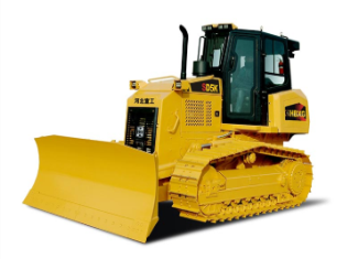 Hydraulically Driven Bulldozer Offers At Lantern Festival