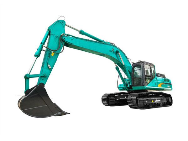 What Types of Excavators are There?