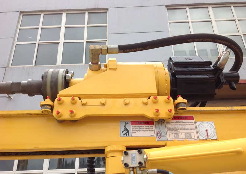 380DTH Drilling rig