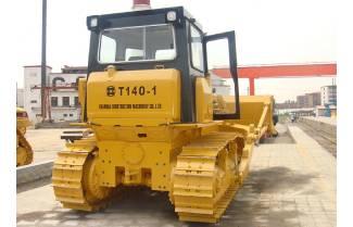 Operation Method And Use Skill of Crawler Bulldozer