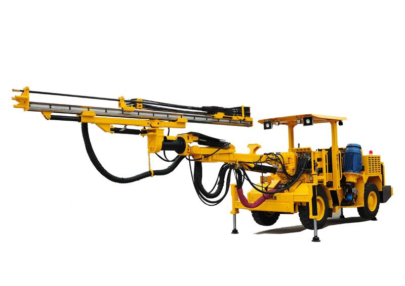 CYTJ45 jumbo drilling rig