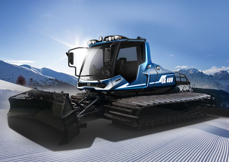 SG400 High-end Snow Groomer with hydrostatic transmission electronic controll